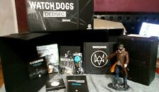 WATCH DOGS DEDSEC EDITION XBOX 360 ITA NUOVO CON ACTION FIGURE COLLECTOR'S