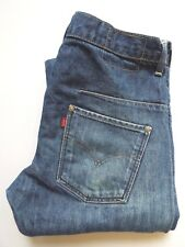 Levi's Type 1 Twisted Engineered Jeans W30 L34 bleu moyen Strauss levj 602 #