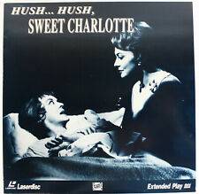 Hush Hush Sweet Charlotte, Bette Davis 1964 Drama - LASERDISC