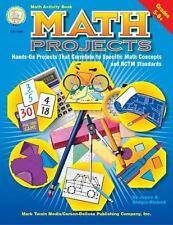 Math Activity Projects 50 Hands-On Projects Grades 5-8 Joyce A. Stulgis-Blalock