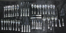 New listing Towle Old Master Sterling Silver Service for 8 - 50 Pieces - Look! Nice!