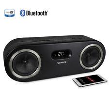 Fluance Fi50 Two-Way High Performance Wireless Bluetooth Wood Speaker System