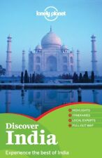 Lonely Planet Discover India (Full Color Country T
