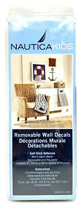 Nautica Kids® Whale of a Tale Wall Decals Anchor