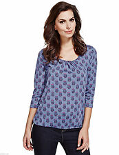 Per Una Polyester Scoop Neck Tops & Shirts for Women
