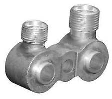 GM PAD MOUNT FITTING FOR A6 AND R4 COMPRESSORS HORIZONTAL OR VERTICAL FITTINGS