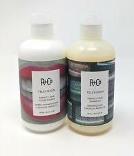 R+Co  / Television  Shampoo & Conditioner duo set (8.5 fl oz / 241 mL each)