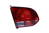 TYC Inner Tail Light Rear Lamp Fits Left VW Golf Mk6 Hatchback 2008-2013