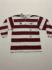 New listing 1994 Looney Tunes Rugby Horozontal Stripe Vintage