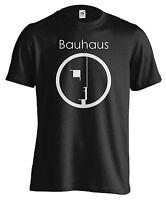 T-SHIRT BAUHAUS maglietta 100% cotone cool funny idea regalo moda