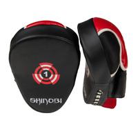 Shinobi Assassin Focus Pads - Red/Black