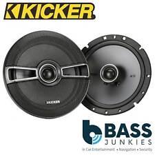 """KICKER KSC674 2 Way 6.5"""" inch 17cm 165mm 200 Watts a Pair Car Van Door Speakers"""