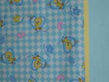 Handmade Sweet Baby Tweety Toddler / Travel Size Pillowcase