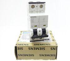 Siemens 5SY42 C40 Sicherungsautomat 5SY4240-7 Leitungsschutzschalter 40A 2P 15kA