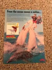 1979 Vintage Album Promo Print Ad Parliament Motor Booty Affair George Clinton