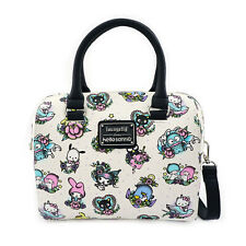 Loungefly Sanrio Hello Kitty Character Tattoo Duffle Bag Purse NEW IN STOCK