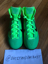 New Authentic Nate Robinson Nike Air Max Hyperize PROMO SAMPLE Size 9