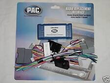 PAC C2R-CHY4 FACTORY Radio Replacement Interface WIRING HARNESS ADAPTOR