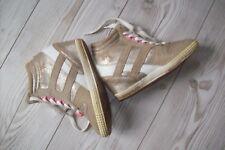 Gioseppo hidden Wedges Sneaker Italy Leder  Sneaker high top weiß gold pink