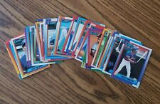 1990 Topps Chicago Cubs Team Set (34 cards)