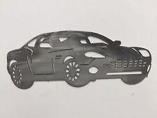 Sports Car Aluminum Metal Wall Art Skilwerx 15 X 6 Auto 9