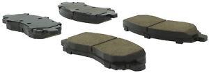 Disc Brake Pad Set Front Centric 105.08660