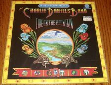 CHARLIE DANIELS HALF SPEED MASTER FIRE ON THE MOUNTAIN FACTORY SEALED MINT!