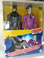 "DC Comics Batman & The Joker 2 Pack 12"" Action Figures, Mattel, 2016."