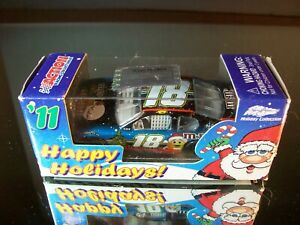Kyle Busch #18 M&M's Sam Bass Holiday 2011 Toyota Camry 1:64 Lionel