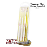 Starter Set - Wargamers Most Wanted Brush Set - *The Army Painter*