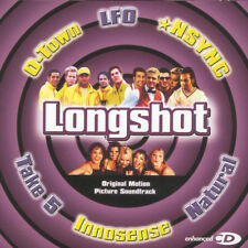 Longshot Original Motion Picture Soundtrack (CD, 2002) NEW SEALED