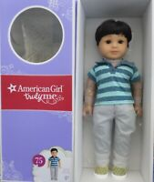 American Girl Truly Me 75 Boy Doll Brown Hair GREAT FRIEND FOR LOGAN NEW IN BOX