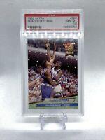 1992-93 Fleer Ultra Shaquille O'Neal Rookie PSA 10 Gem Mint Shaq RC #328