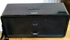 Sonoro cuboDock - iPhone/iPod Dock Bluetooth Speaker Piano Black - Open Boxed