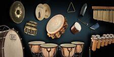 Percussion Samples Custom Sounds Ethnic Kit Instruments Trap House Rap Soul mpc