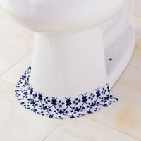 Toilet Seat Anti-fouling Sticker Toilet Base Corner Waterproof Edge Decor kim