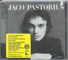 Jaco Pastorius [Remaster] by Jaco Pastorius (CD, Aug-2000, Epic)