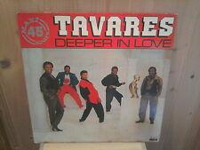 "TAVARES deeper in love 12"" MAXI 45T"