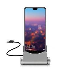 360 Grad Drehung Typ-C Ladestation Station Halterung für Samsung Galaxy S8