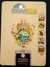 MoonLite 6042024 Gift Pack Storybook Projector for Smartphone  2017 New in Box