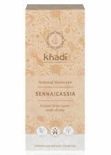 Khadi Naturel Cheveux Couleur - Neutre - Senna, Casia 100g - Herbes Coloration