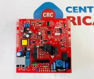 "Registerkarte "" Elektronik Originalteil Kessel FONDITAL Code: CRC6SCHEMOD37"
