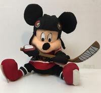 Vintage Ottawa Senators Singing Dancing Mickey Mouse  NHL Hockey Collectible