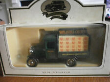 Lledo Days Gone Delivery Truck with Walkers Crisps decals