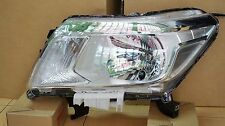 NISSAN NAVARA / NP300 2015-17 GENUINE LEFT SIDE HEADLIGHT LAMP
