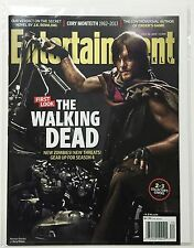 Entertainment Weekly Walking Dead 3 Collector's Issues Norman Reedus 7/26/13