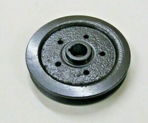 REPLACEMENT PULLEY SHEAVE  BUSH HOG 50074053, FITS ON ALL 50051388 SPINDLES