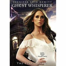 Ghost Whisperer - Final Season (DVD, 2010, 6-Disc Set) Jennifer Love Hewitt NEW!