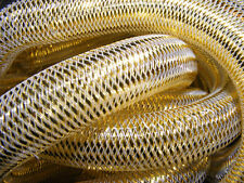 BRIGHT GOLD METALLIC TUBULAR CRIN CYBERLOX