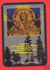 Ken il Guerriero Carta Speciale Kali' (alchemia)